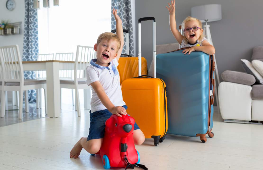 valigia bambini