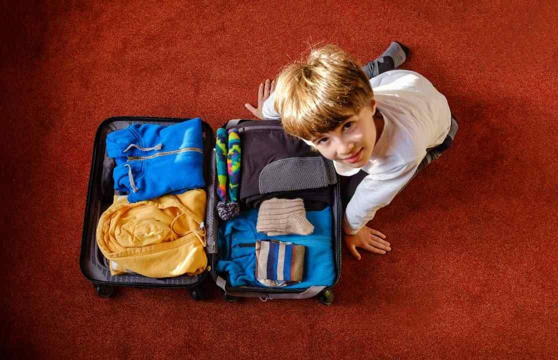 valigia cose che possono essere utili