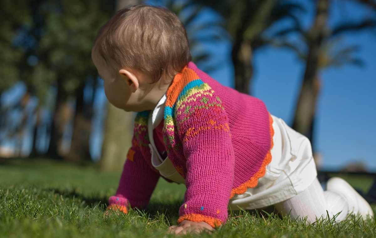 sviluppo motorio bambini