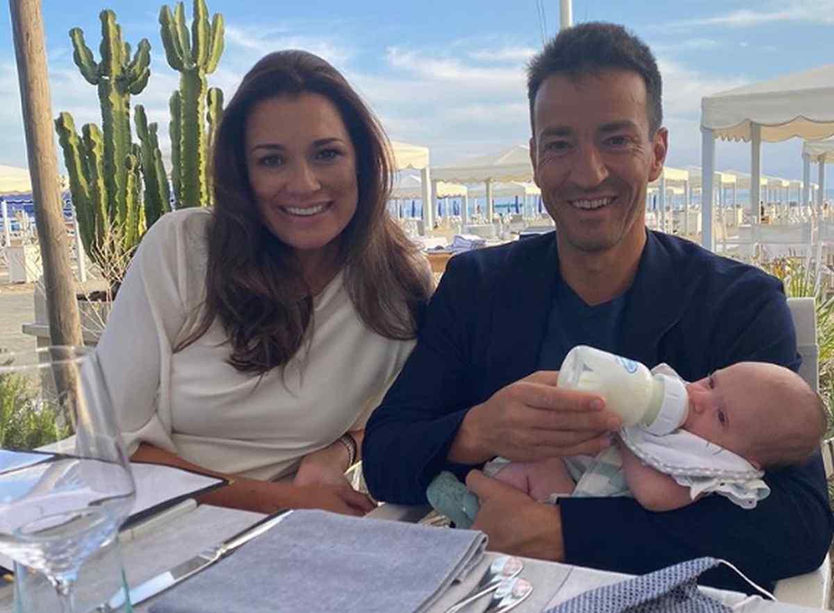 Alena, Alessandro e Vivienne