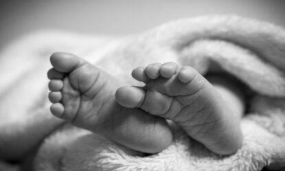 Bambina muore a 5 mesi