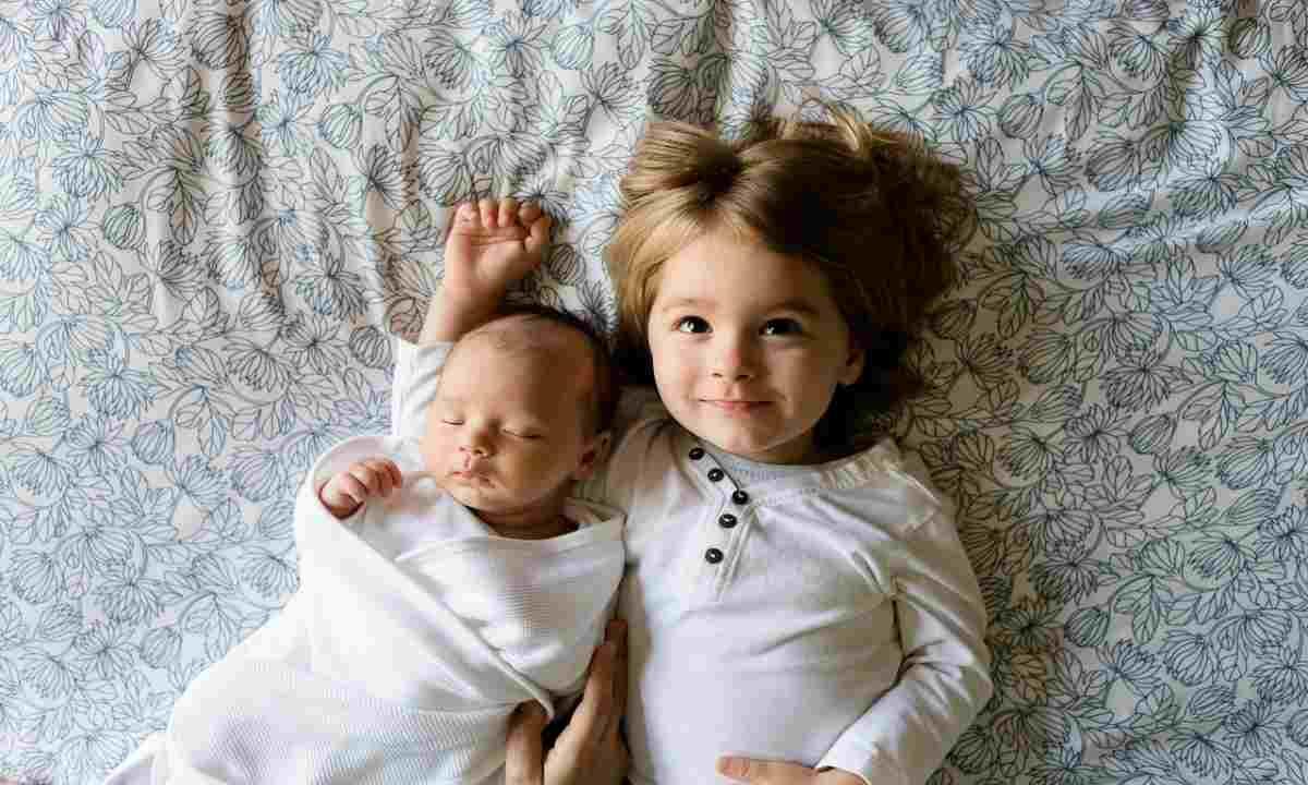 Bambini contagio