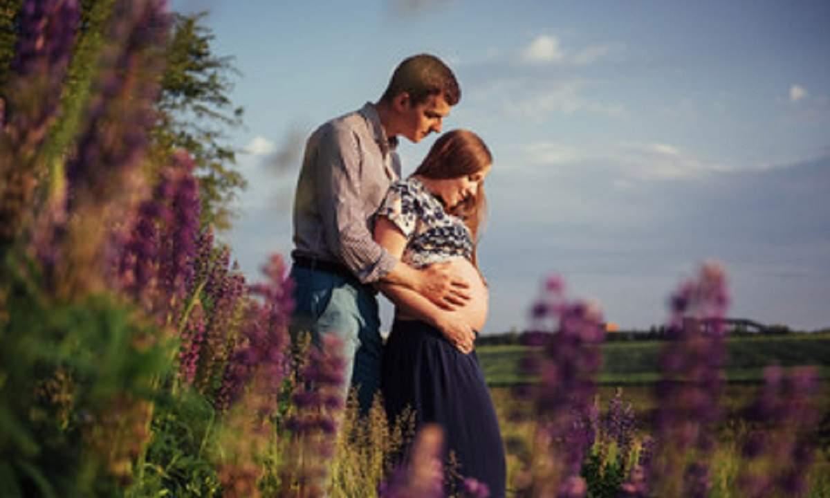 foto della gravidanza