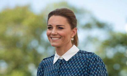 Kate Middleton aiuto