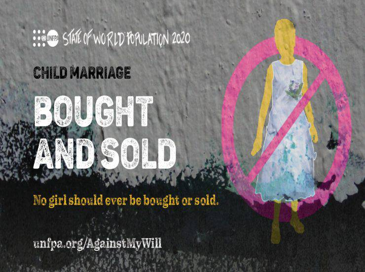 Matrimoni forzati bambine