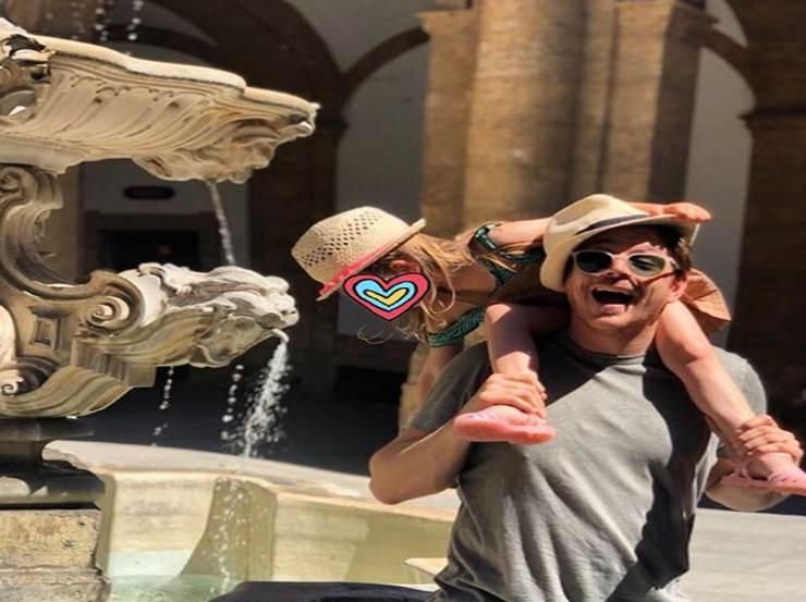 Michelangelo Tommaso e Samanta Piccinetti