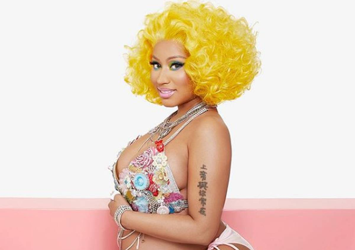 Nicki Minaj annuncio