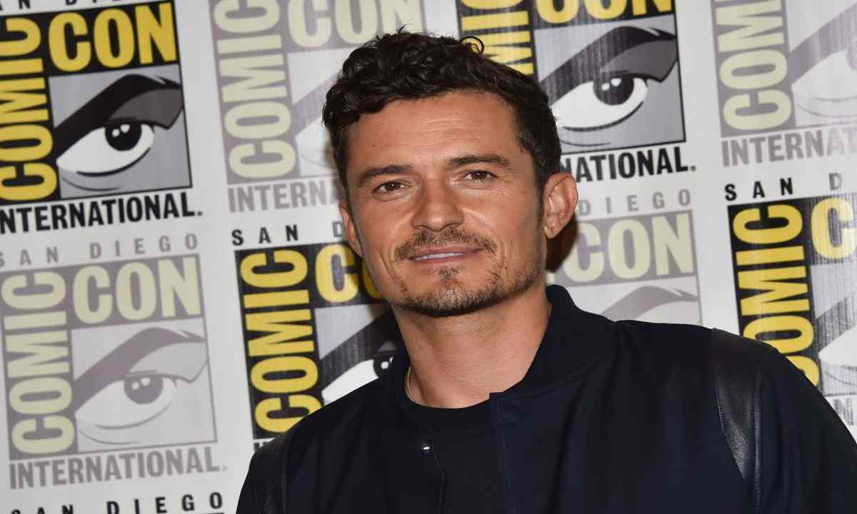 Orlando Bloom papà