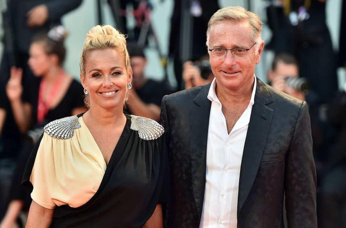 Paolo e Sonia ad un'evento