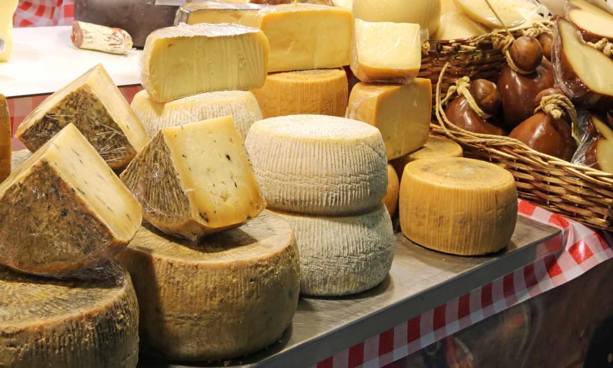 Richiamo formaggio stagionato