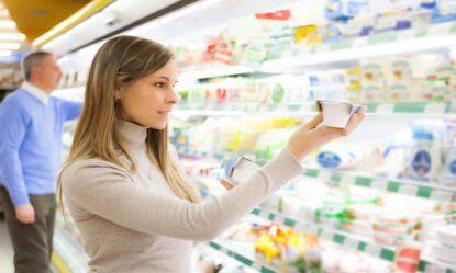 Richiamo yogurt rischio