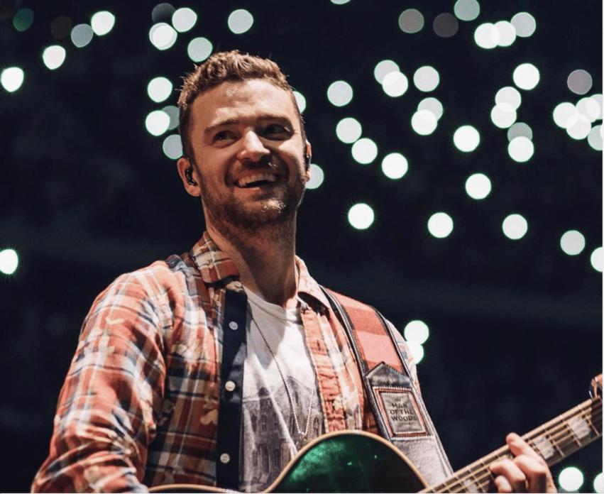 Justin Timberlake Instagram