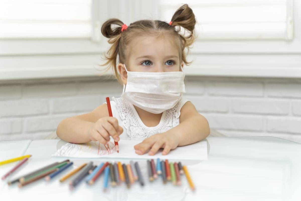 coronavirus bambini piccoli contagiosi
