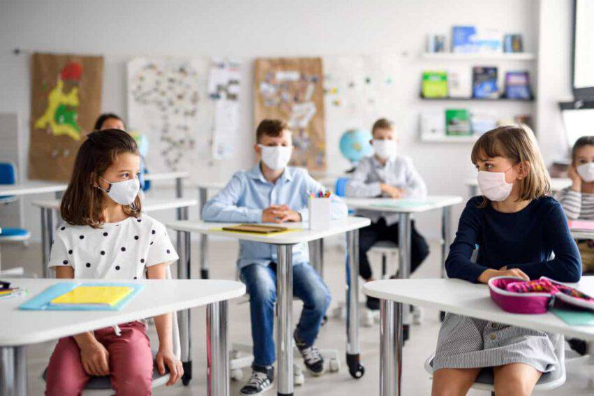 coronavirus bambini infettivi