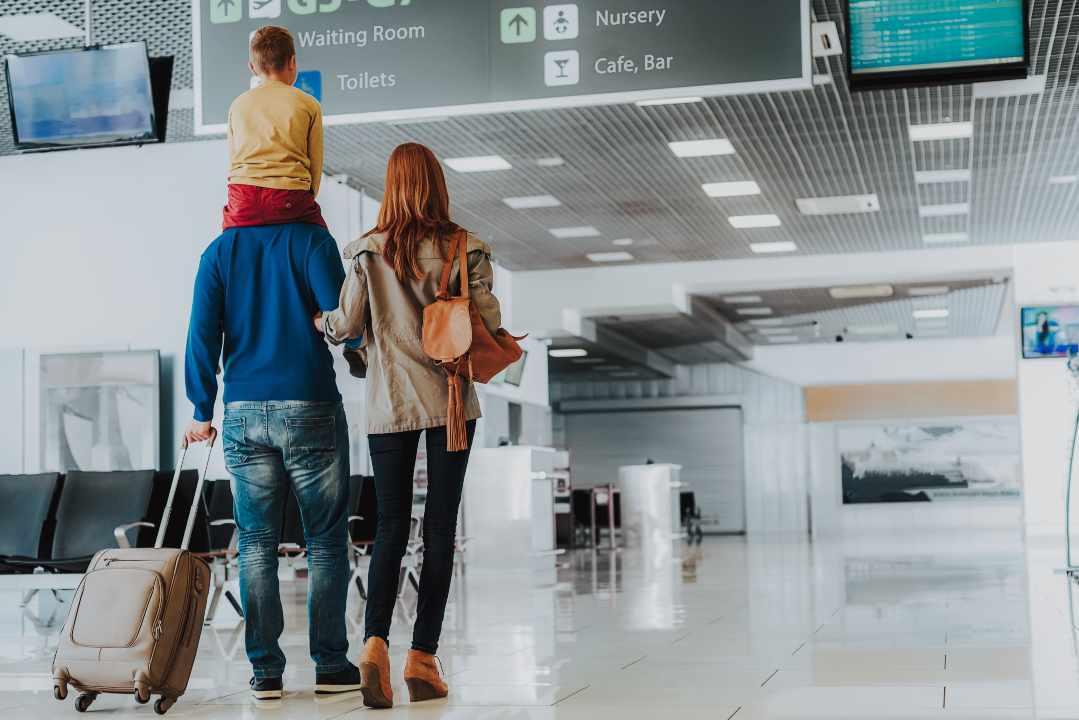 come organizzare un viaggio in aereo