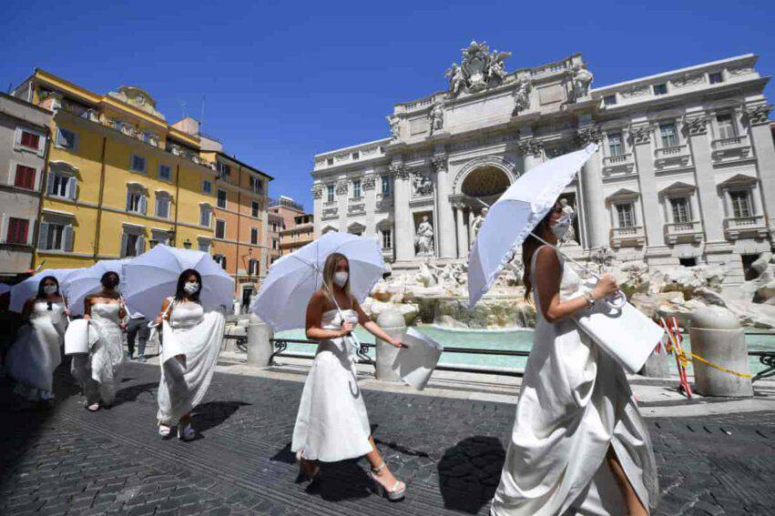 coronavirus italia contagi morti