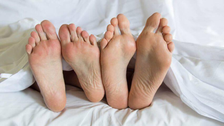 in coppia migliora il sonno