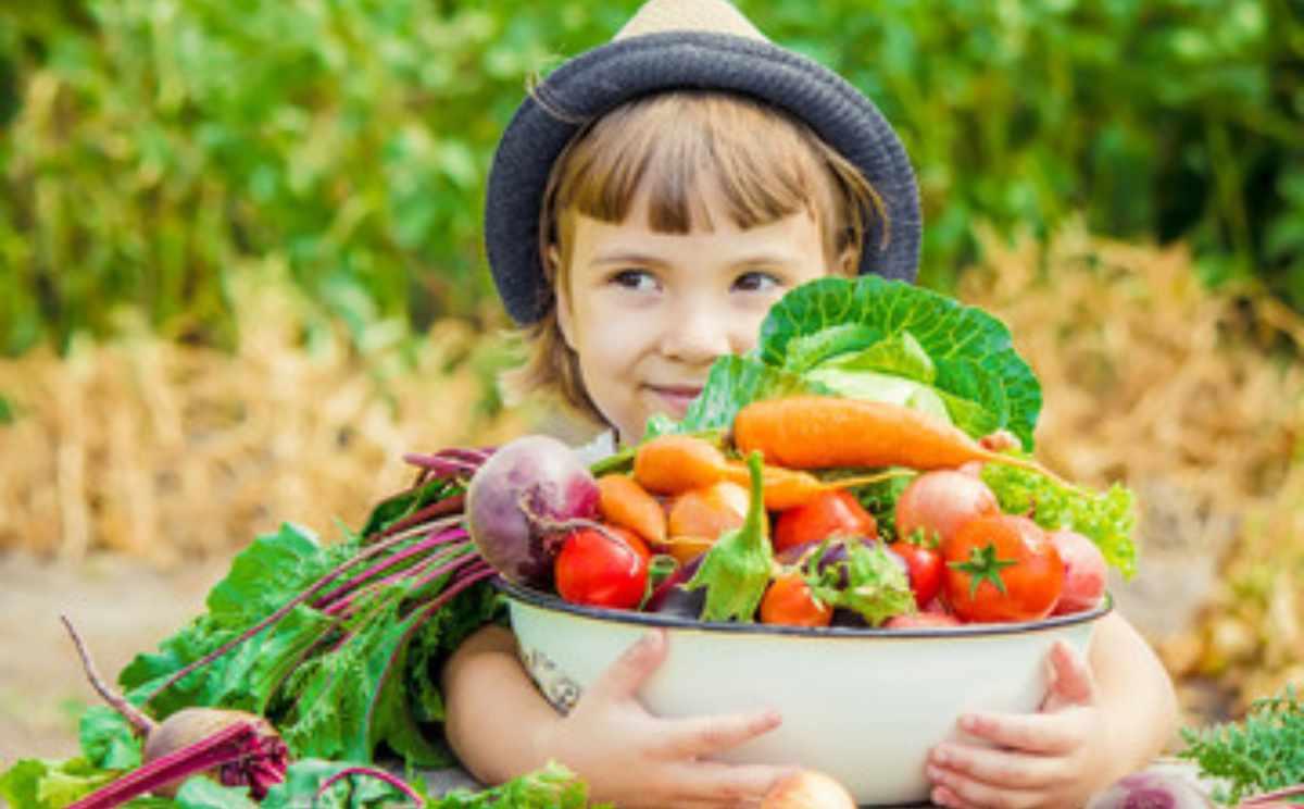 insegnare a mangiare sano