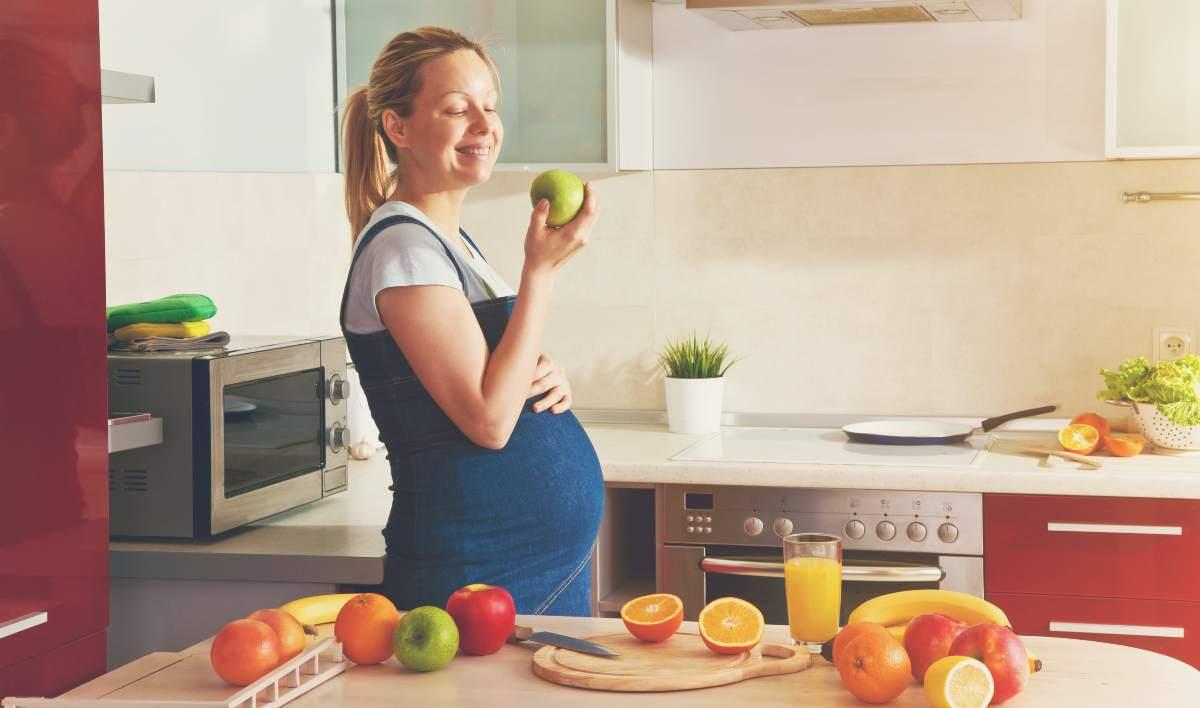 alimentazione gravidanza regole
