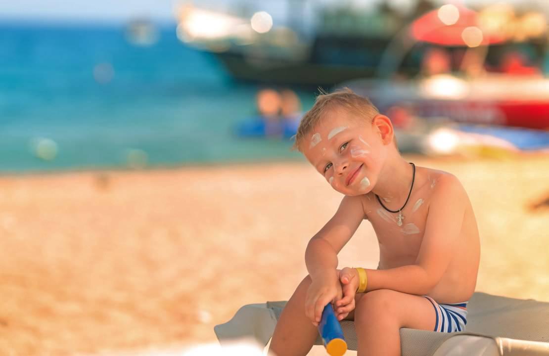 altroconsumo classifica creme solari bambini interdetti