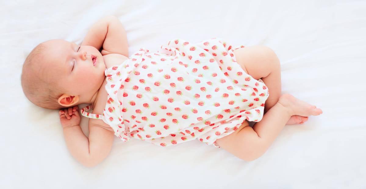 neonato cura pelle