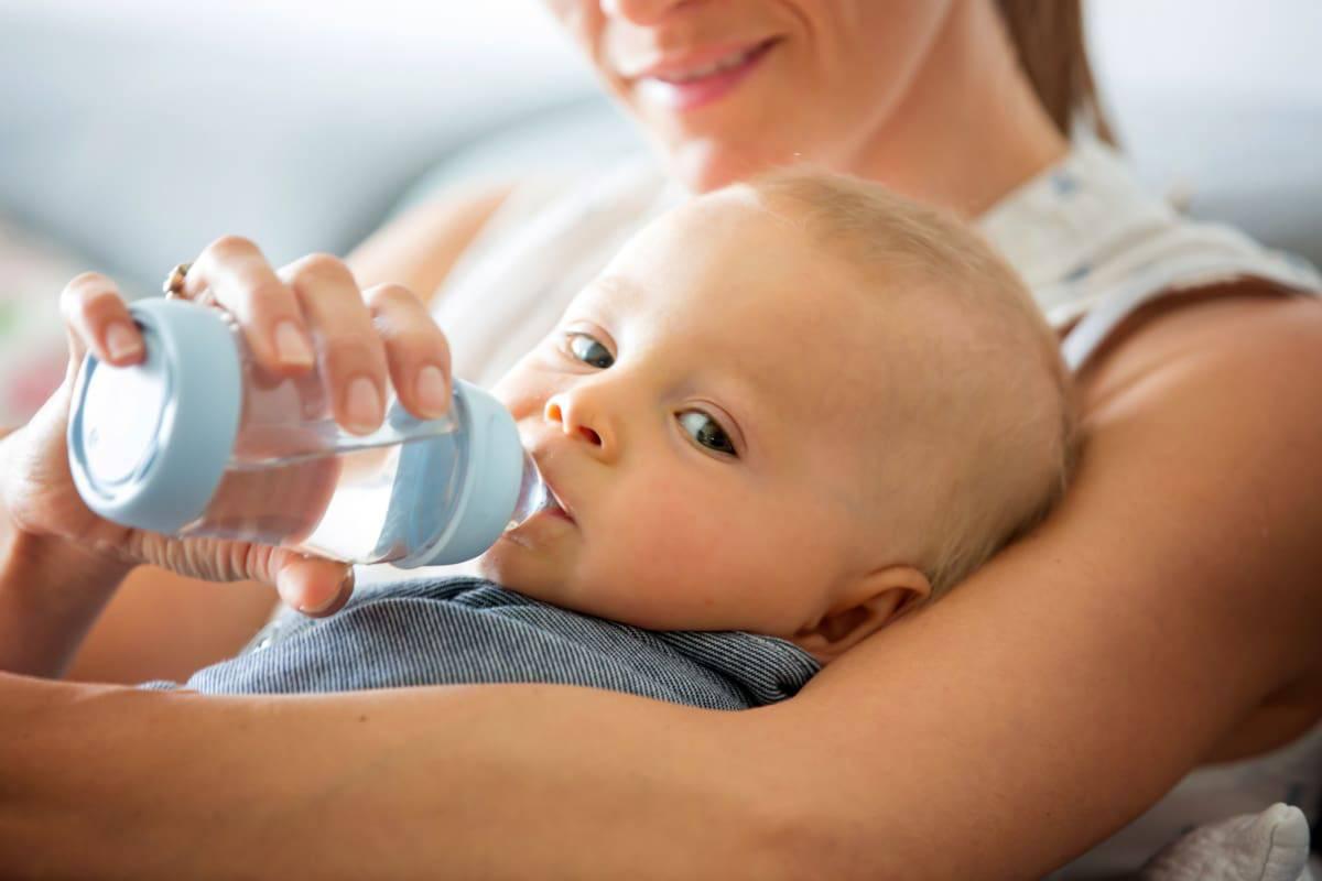 salute neonato idratazione