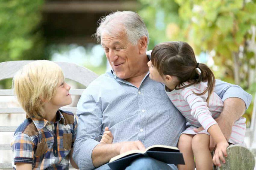 nonni mantenimento nipoti