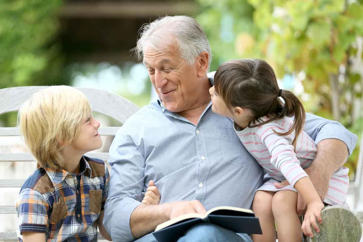 campagna anziani nonni