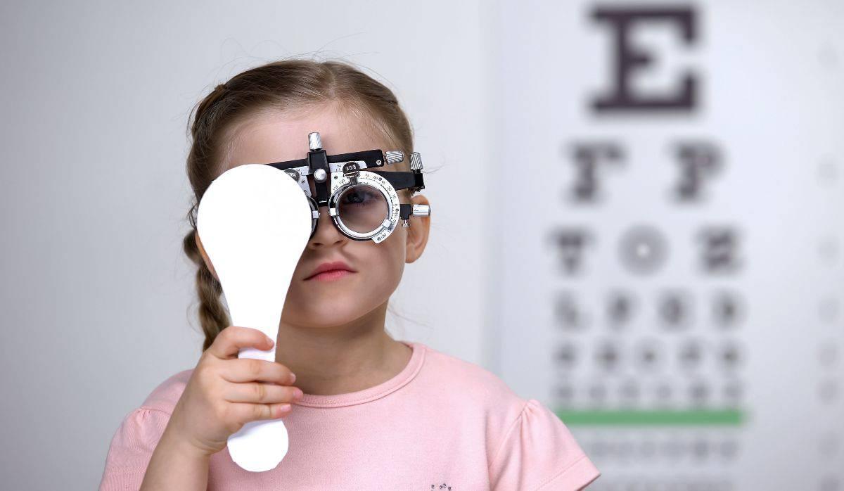 occhiali vista per bambini - guida per mamma e papà