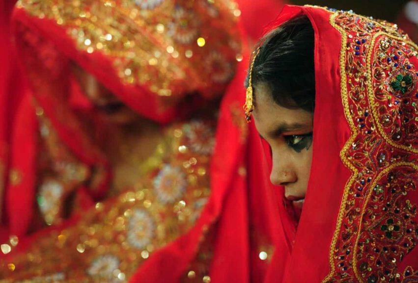 matrimonio forzato ragazza salvata