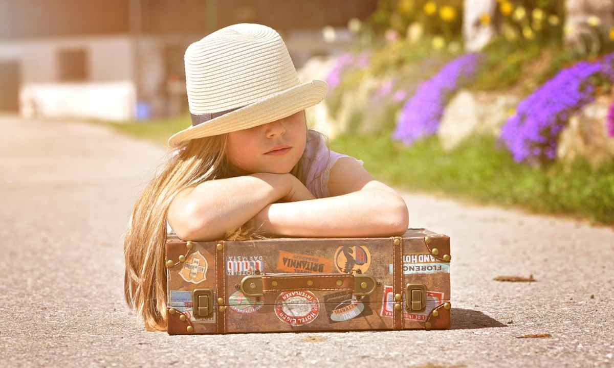 valigia perfetta bimbi mare montagna