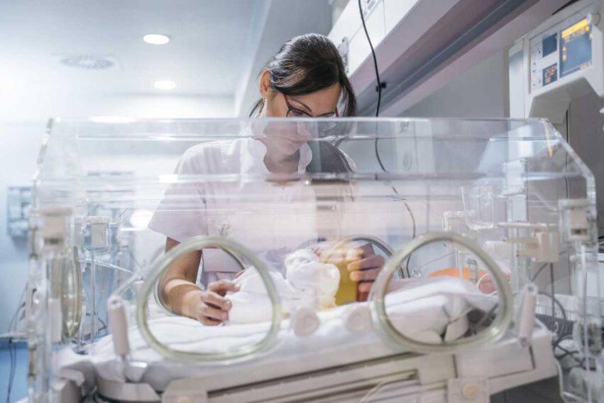 bambino prematuro 23 settimane