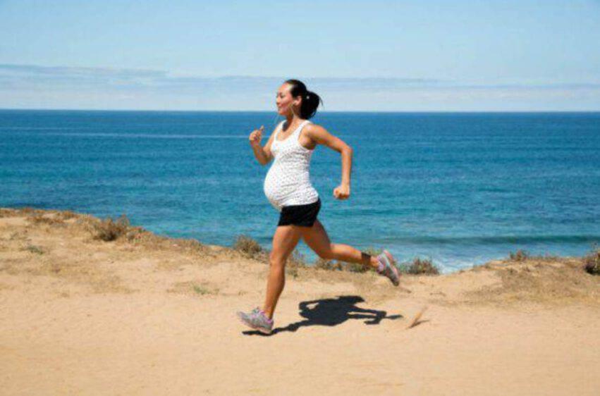 sport gravidanza migliora salute bambini