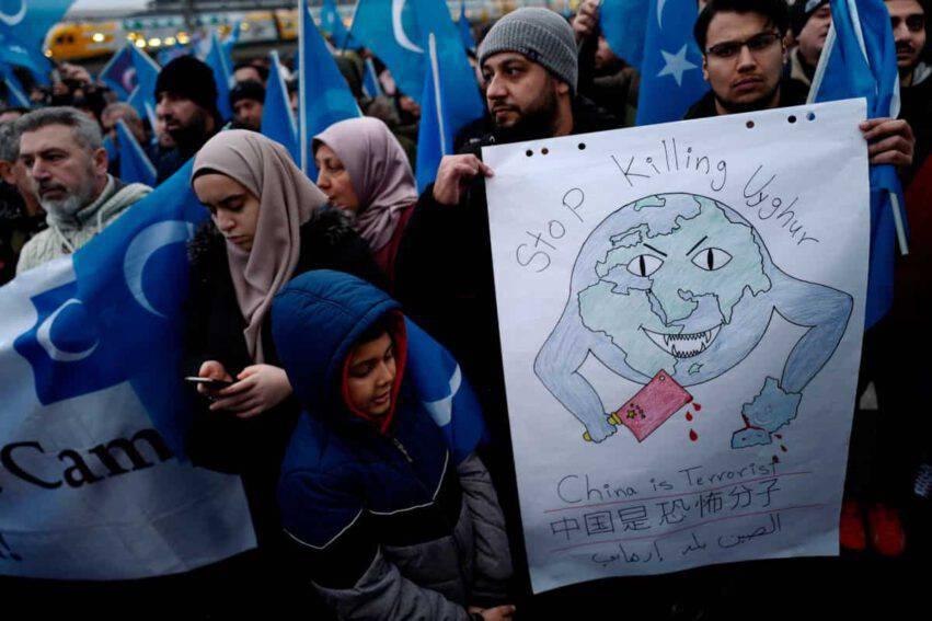 limitazione nascite uiguri