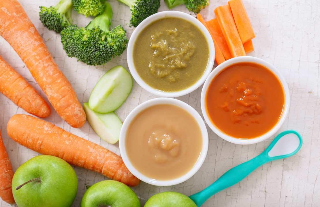 baby food non