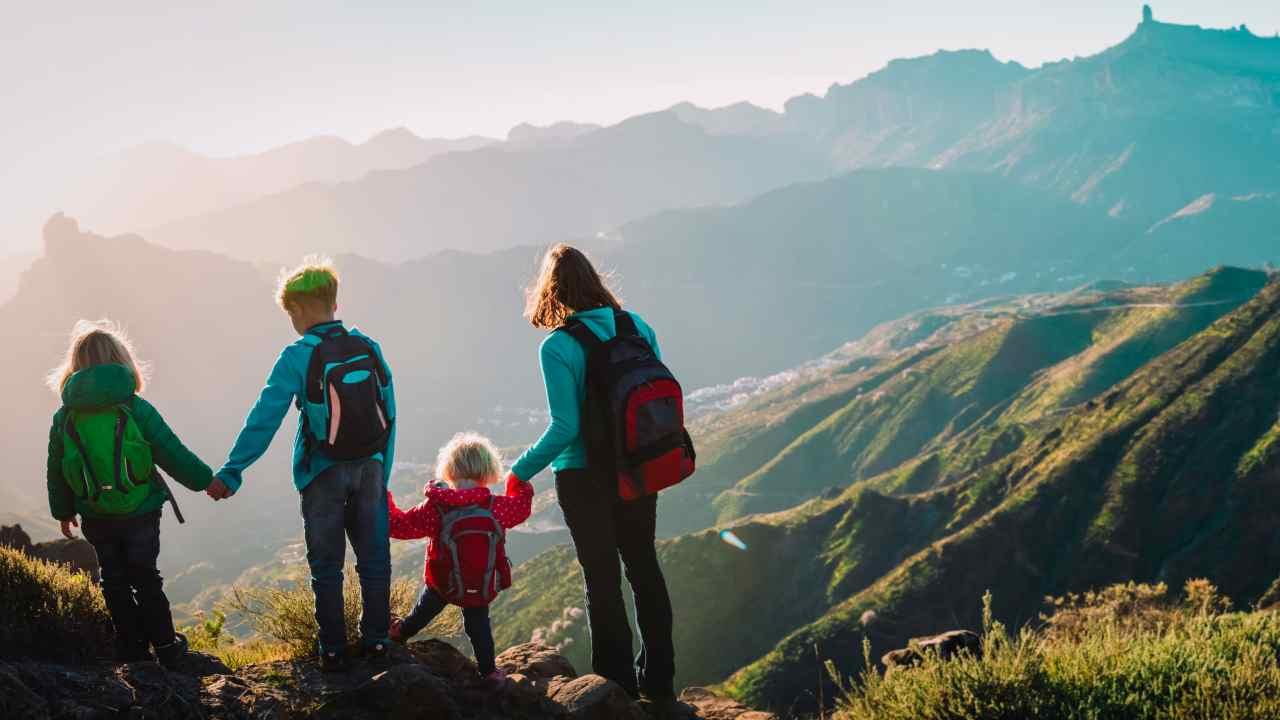 montagna: cosa mettere in valigia