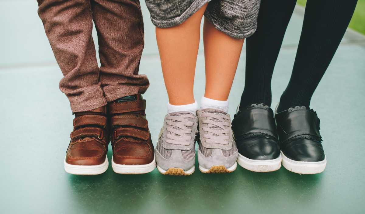 scegliere scarpe bimbi giuste