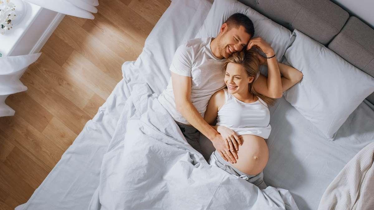 coppia sesso gravidanza