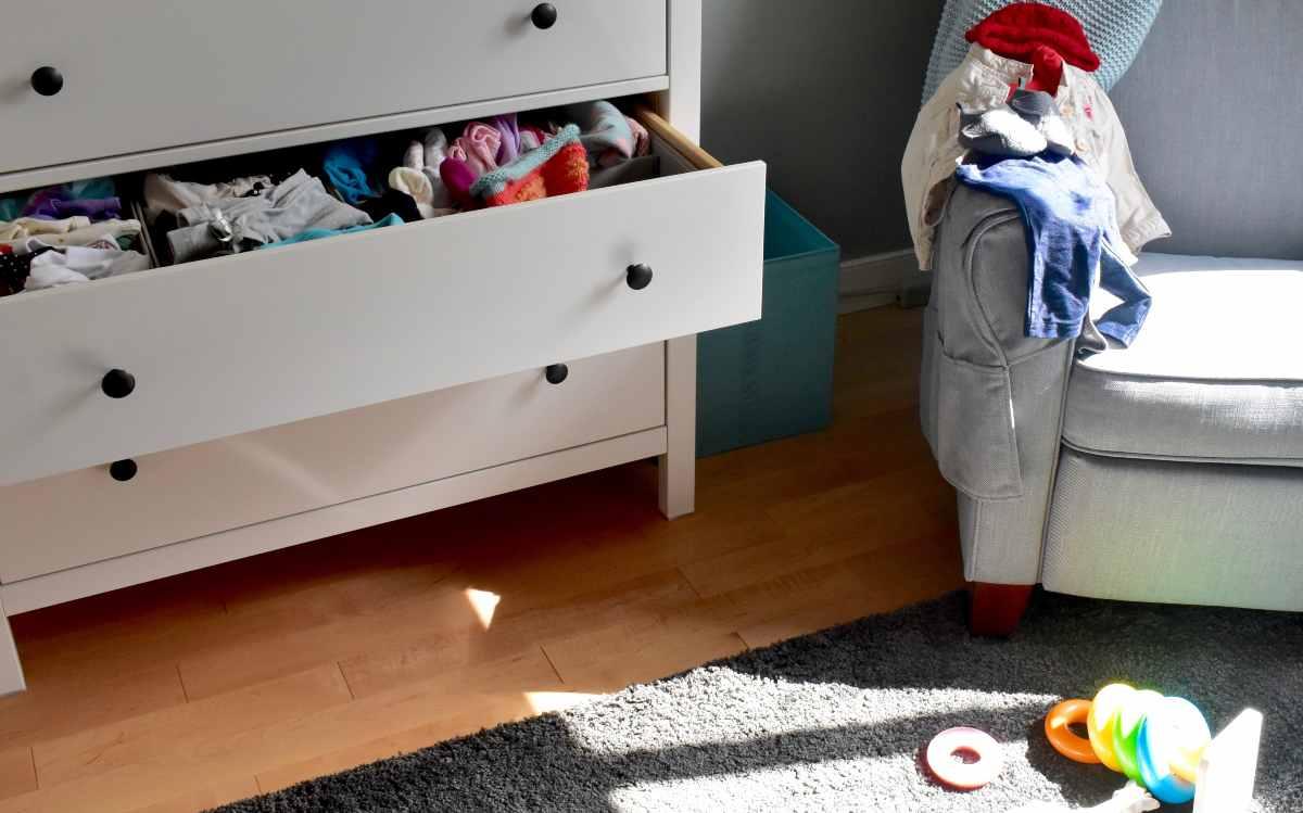 riciclare i vestitini per il secondo figlio