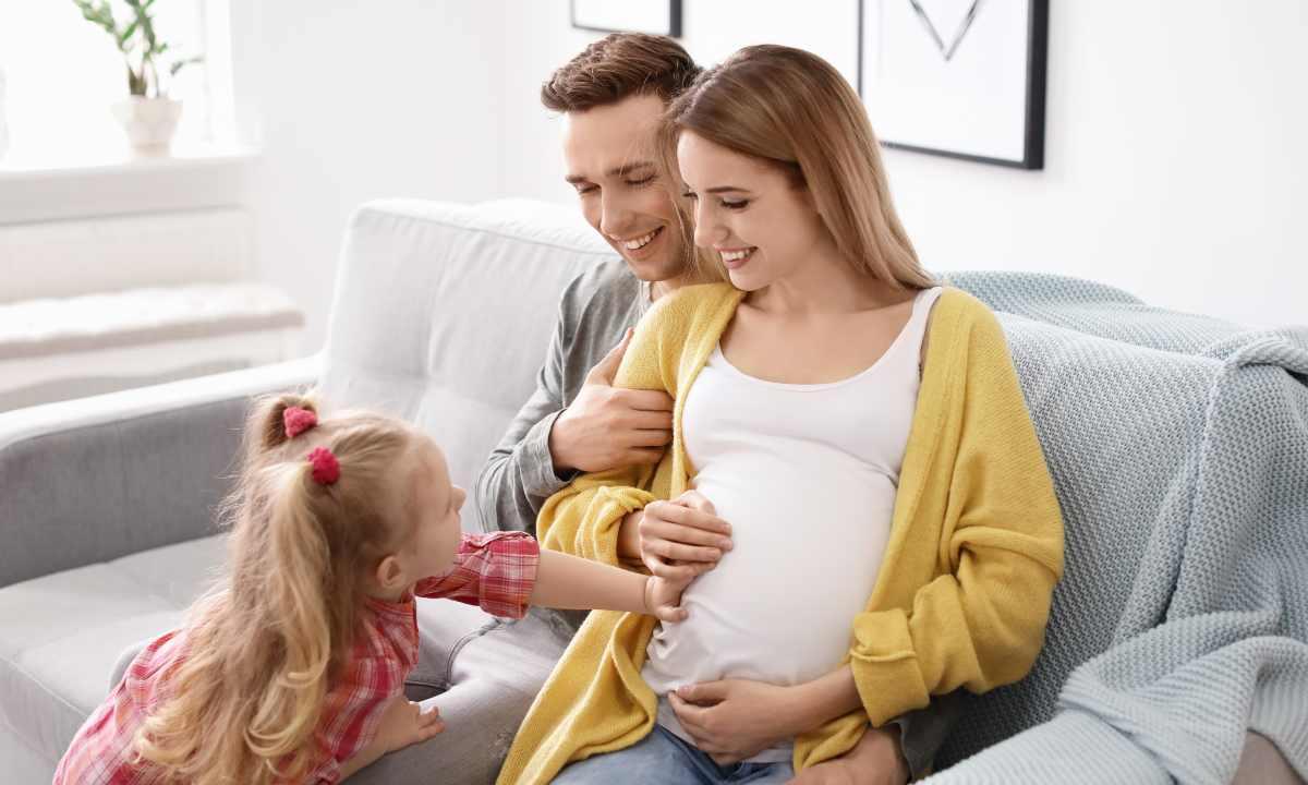 seconda gravidanza coppia