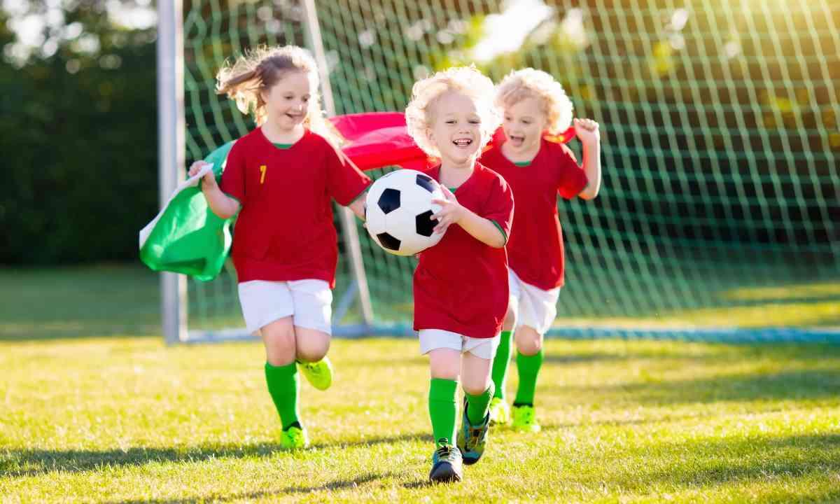 bambini sport alimentazione