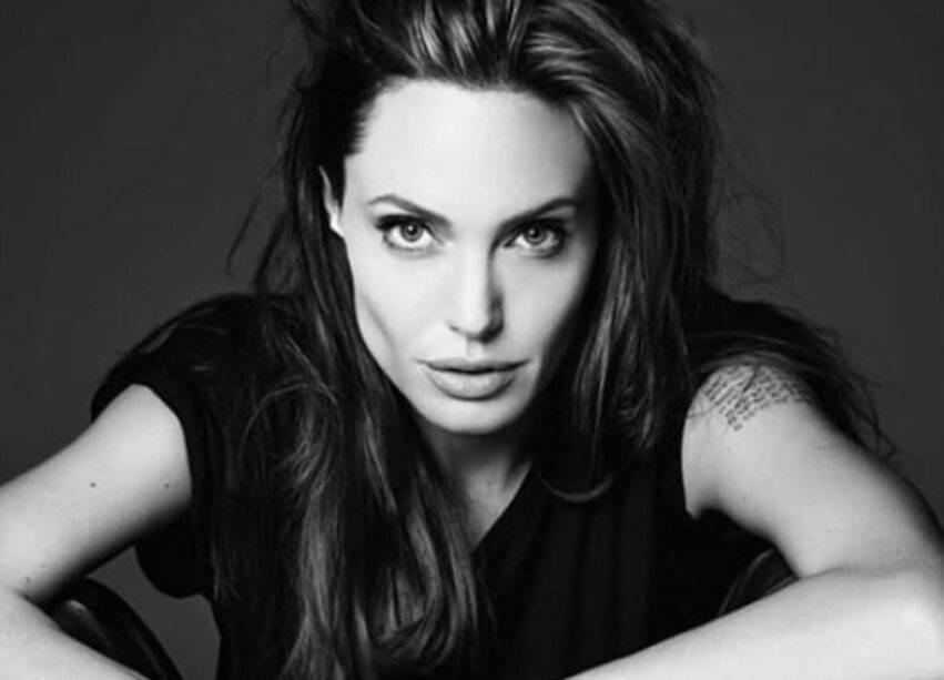 Angelina Jolie coronavirus
