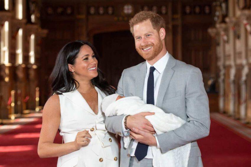 Archie figlio duchi Sussex