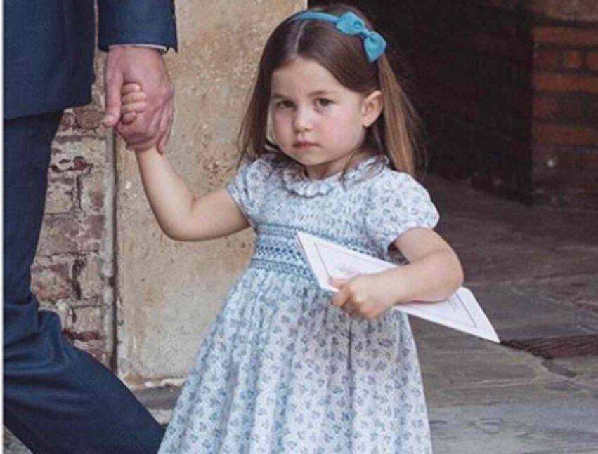 Charlotte età per la tiara
