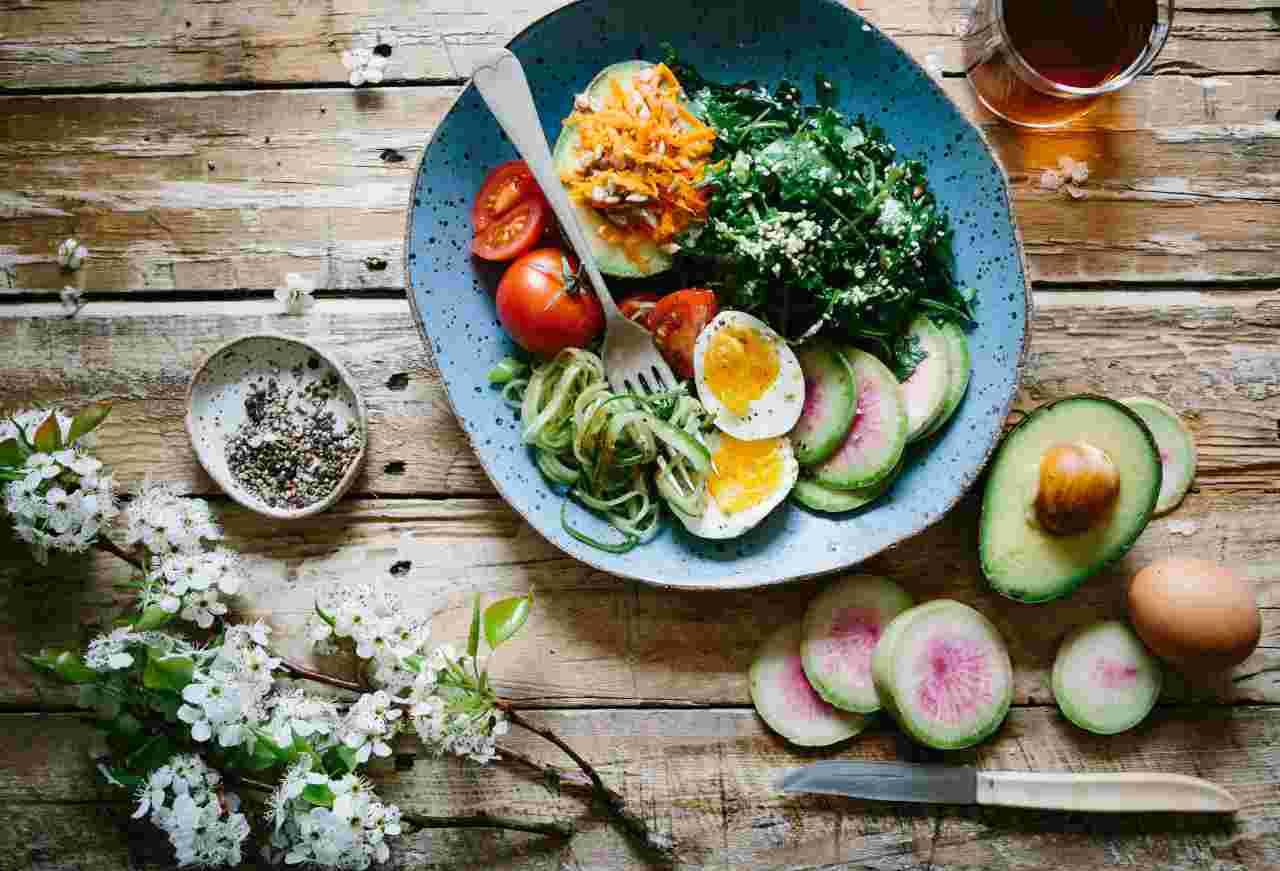 Concepimento, alimentazione (fonte unsplash)