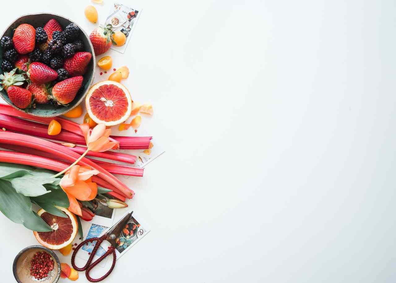 Concepimento, frutta (fonte unsplash)