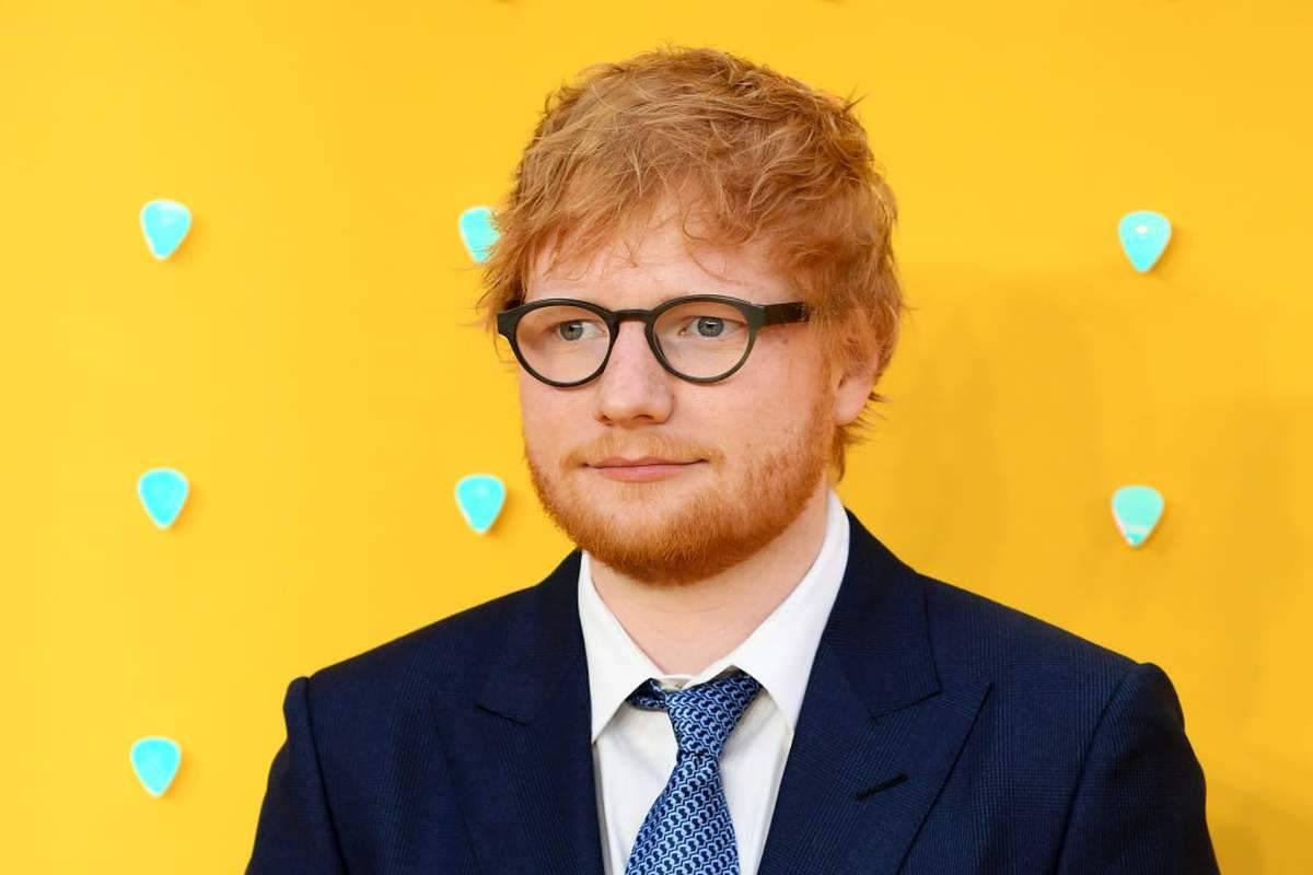 Ed Sheeran diventerà papà tra