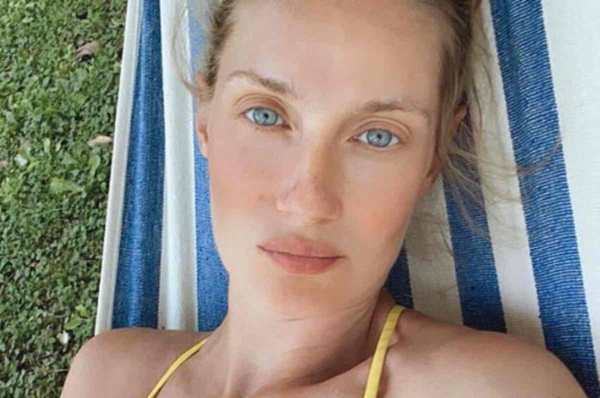 Eva Riccobono parto di Livia