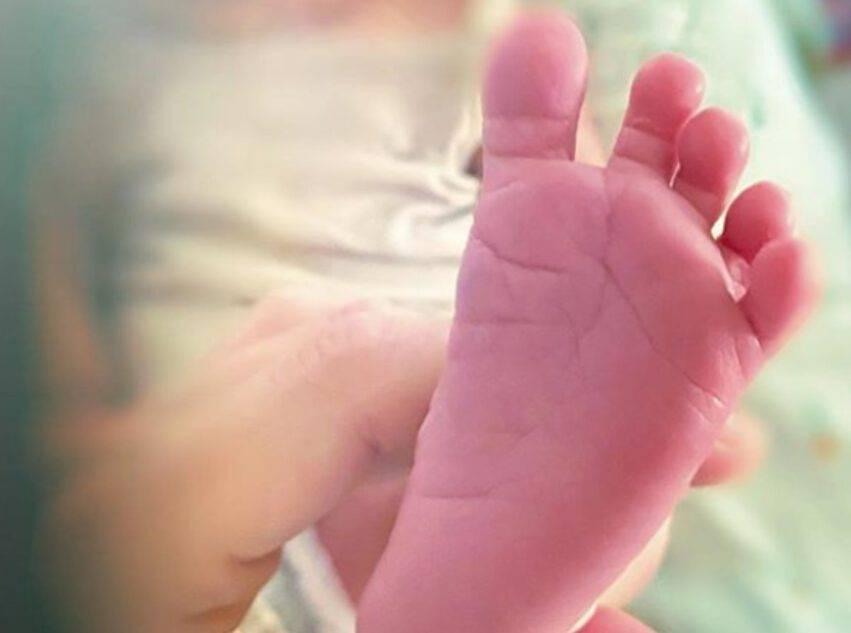 Eva Riccobono nascita figlia