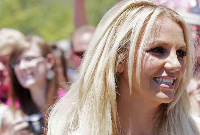 Britney Spears padre